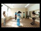 Hayfa Wahbi (rehearsal) (7-13)