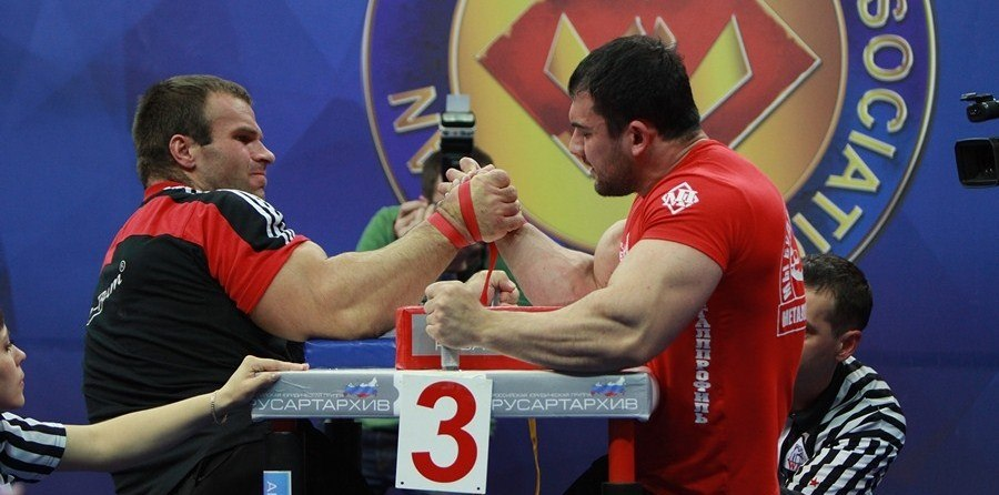 Denis Cyplenkov vs. Arsen Liliev, Russian Nationals 2012