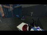 Portal 2 Co-op (с Татьяной) - серия 5