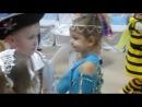 танец принцессы и пирата.