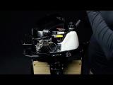 Обзор подвесного лодочного мотора Suzuki DF 2.5 s