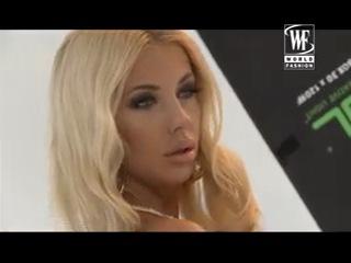 World Fashion Channel Съемка Olesya Malinskaya