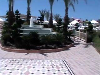 Turkey. Royal Alhambra Palace 2012. The review. Новый отель в Турции 2012.