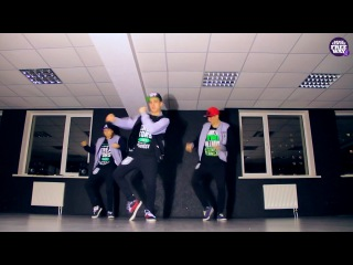 Tyga feat. Wiz Khalifa Mally Mall - Molly (hip-hop choreography: Jenya Naumovich)