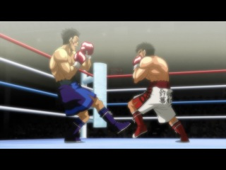 Hajime no Ippo: The Fighting! Rising 3x13 [Ancord]