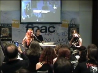 Epica - Run For A Fall (FNAC Acoustic)