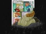 Kim &amp Ron - Anime -Stal'noj Alhimik -Miho Fukuhara - Let it out!!!!Russkaya ozvuchka!!Samaya kla