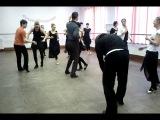 Чемпионы мира по бальным танцам. Анисимов Сергей и Владимир Данилин