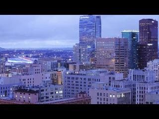 Город Ангелов - City of Angels, Лос-Анджелес