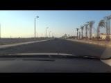 Классный таксист,уже другой - Кудряшка,любит Бутырку)) Египет, Хургада, Hostmark, 2013)))