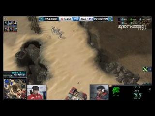 Корея 2 0 Шоуматчи Пролиги TvP TvZ Part 3