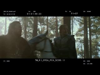 Тор 2: Царство тьмы | Удалённая сцена #5