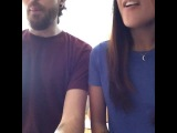 UsTheDuo |  Burn - Ellie Goulding