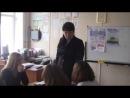 Поздравление с Днем учителя (2013г), 11-Б, шк№19, г.Николаев
