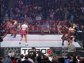 [#My1] WWE Taboo Tuesday 04 - Trish Stratus vs Molly Holly vs Stacy Keibler vs Victoria vs Gail Kim vs Jazz vs Nidia