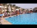 Аниматоры. танец отеля rixos египет