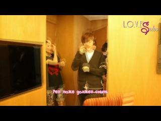 [LoveSubs]NU'EST L.O.V.E story Season 2 ep.1[Рус. саб]