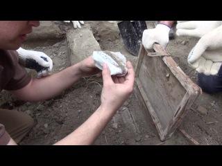 Невероятная находка при раскопках-село Чох, Дагестан
