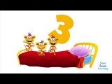 Five little monkeys  from Super Simple Songs