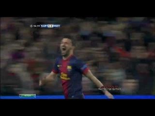 Фантастический камбек прошлого сезона: Барселона - Милан 4:0