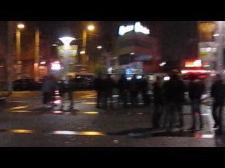 Звернення Микити Проданця після нападу тітушок (25.11.2013)