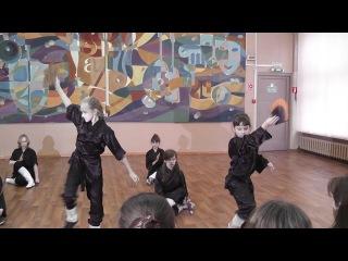Танец для мальчиков на 23 февраля. Девочки старшей детской группы ТРФШУ