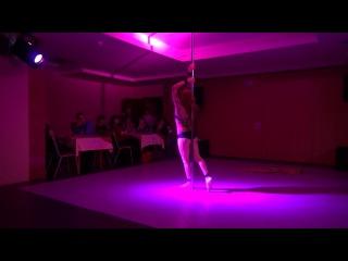 Екатерина Громова - Pole dance show - 05.04.2013