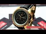 Видеообзор мужского кварцевого хронографа Breitling For Bentley AAA class copy ☼★ இ ● ПЛАНЕТА ЧАСОВ ● இ ★☼