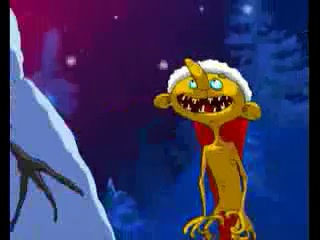 Смешной мультфильм &'Буратино- Новый год 2012&'