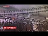 Падение автомобиля BMW X5 в Москву-реку_
