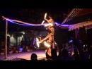 Ko Phi Phi don, fire show/ Тайская (Азиатская) Ибица))