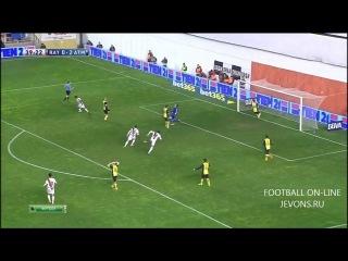 Райо Вальекано (Мадрид) – Атлетико М (Мадрид) – 2:4