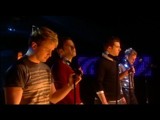Westlife - Total Eclipse of the Heart (Live 2006)