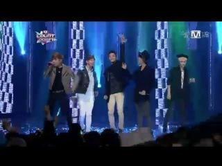 130228 SHINee - 1 Encore @ M Countdown