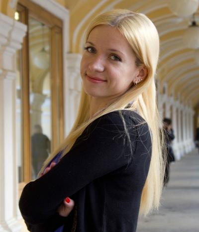 Виктория Чегодаева