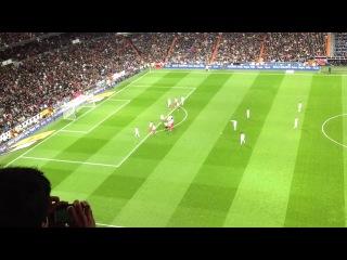 Real Madrid - Atletico Madid / 01.12.12/ Santiago Bernabeu