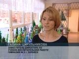 Выставка ёлок в гимназии №2