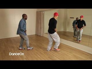 Footloose 2011 - Official Dance Tutorial - Fake ID Line Dance