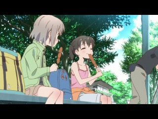 Yama no Susume / Девочки-скалолазки - 8 серия [Озвучка:ZeFirKa]