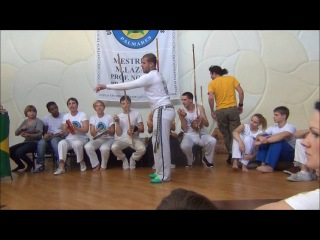Capoeira Angola Palmares. открытая рода 12.10.2013. часть 3