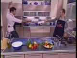 Святослав Ещенко Смак с Иваном Ургантом готовят чапати (ведический хлеб