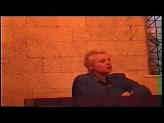 Платон - Лекция Зориной Е.В. [2000, Философия, Сократ, Аристотель, VHSRip]