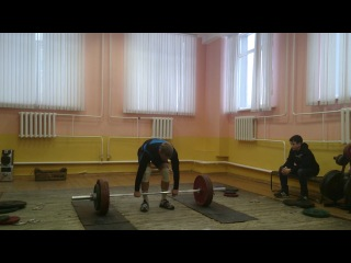 Коношевич Денис.толчок 145 кг.