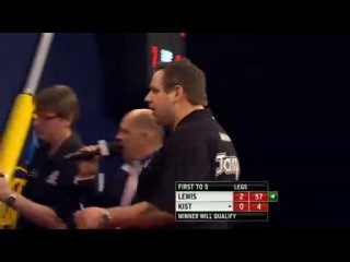 Adrian Lewis vs Christian Kist (Grand Slam of Darts 2013 / Group C)