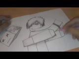 Speed - Art На листике Lololoshka [Лололошка] - [MRlololoshka]