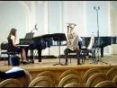 Токката для тубы соло - композитор Ж.Джексембекова, исполнитель А.Звонов(Россия)
