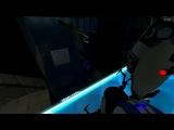 Portal 2 Co-op (с Татьяной) - серия 2