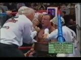 2000-10-21 Ricky Hatton vs Jon Thaxton (vacant BBBofC British Light Welterweight Title)