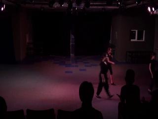 Урок по сценической речи 7А класс