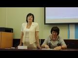 Поздравление выпускниц (нас =) ) от Федорцовой Раисы Петровны